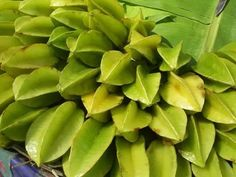 The guy who sold this said this was star fruit.  Don't know whether it's correct.  But I have tasted them... many years back... the sourness will make you jump out of your bones...you gotta have it with dollops of salt (and a bit of chili powder helps).... ah...the good old spicy days!