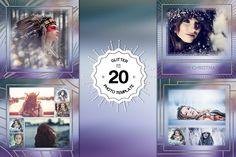 Glitter Photo Template by OrangeFox on @Creative Market #album #camera #card #celebrations #christmas #frame #greeting #heart #holiday #invitation #layout #love #memories #xmas #photo #templates #print #puzzle #romance #save #the #day #scrapbook #seasonal #shape #story #love #templates #valentine #vector #vintage #wall #wedding #glitter