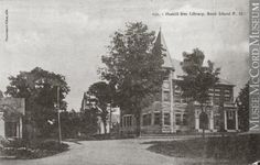 Bibliothèque Haskill Free - Rock Island (1910)