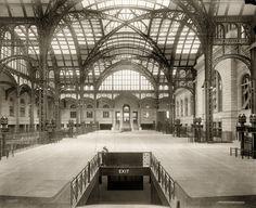 Penn Station: 1910