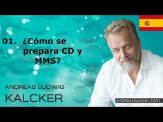 In this video we will learn how to make CD (Chlorine Dioxide), an improved mixture of the old MMS. Always accompanied by the expert, the researcher Andreas K. One Drop, Educational Videos, Ted Talks, Science And Technology, Youtube, The Cure, Learning, How To Make, Easy