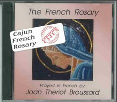 In Cajun French Rosary | Cajun French Rosary-CD