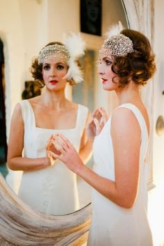 Bridal Style: The Designer Vintage Bridal Show – The Dresses, Accessories and Jewellery
