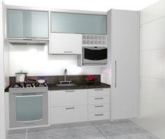 cozinha planejadas pequenas decorada americana modulada luxo moderna kitchen