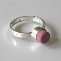 Eraser Rings by E for Effort... perfect for perfectionists!