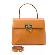 vintage Ferragamo handbag. exquisite!