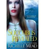 Final book (5) in Richelle Mead's Georgina Kincaid series. (have to admit I'm not a fan of this cover)