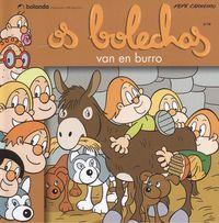 Con este conto os bolechas ensínannos a descubrir o teimudos que poden chegar a ser os burros.