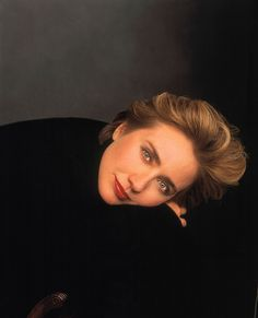 Hillary Clinton photographed by Annie Leibovitz, Vogue, December 1993.