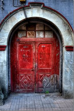 Red Door / Beijing