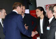 Prince William Photos: Prince William Visits China: Day 2