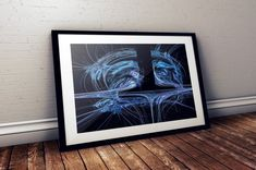 Hey, I found this really awesome Etsy listing at https://www.etsy.com/ca/listing/269832693/blue-fractal-art-abstract-art-sacred