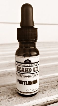 Hand Crafted Caveman® 3 Scents Hippie Beard Oil Beard Conditioner Health & Beauty Free Comb Last Style