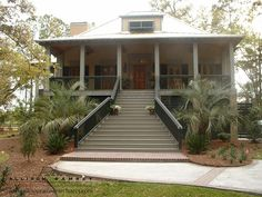 bermuda house plans | The Bermuda Bluff Cottage by Allison Ramsey Architects. This plan is ...