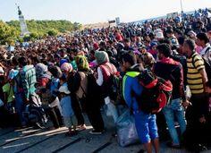 Η ΜΟΝΑΞΙΑ ΤΗΣ ΑΛΗΘΕΙΑΣ: Εκρηκτική η κατάσταση στη Λέσβο με 6.000 μετανάστε...