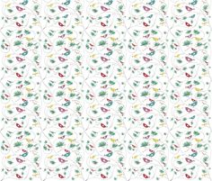 marniemakes morning song fabric by marniemakes on Spoonflower - custom fabric
