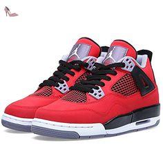 promo code cc965 d350c Nike Air Jordan Retro 4 408452 603  Amazon.fr  Chaussures et Sacs