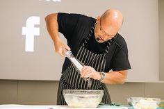 Obávaný televizní kuchař v akci...Vídeňský bramborový salát
