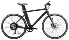 Bike, e-bike, Men, Cube EPO shadow black