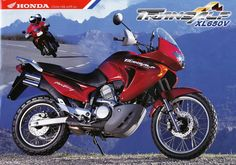 1999 Honda Transalp XL650V