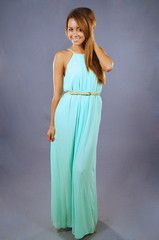 EVERLY: Elegance Is Everything Maxi/Mint