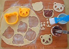 Panda Pastries for Dessert or Breakfast - Hungry Happenings
