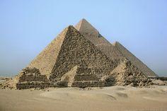 The pyramids by David  Bradford, via 500px