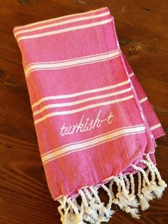 Summer Hostess Gifts, Available at AshBlue Turkish T hand towels