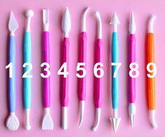 Kessy's Pink Sugar: Die kunterbunte Welt der Torten Dekorationswerkzeuge - Tools Tutorial