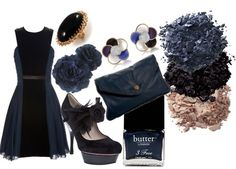 Navy is the next best thing to black