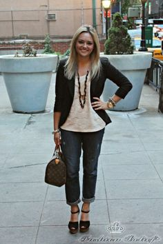 street-style women's fashion
