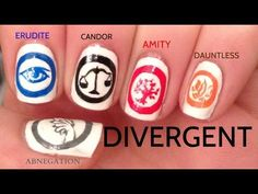 Divergent - Tris Prior - Dauntless - How to Draw People - Fun2draw - YouTube