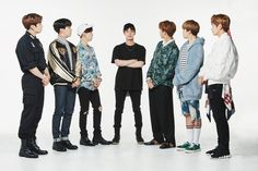 After taking us through their family portrait session, what more could BTS bring us? How