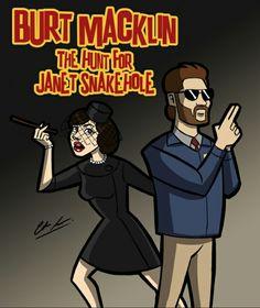 Burt Macklin  The Hunt For Janet Snakehole