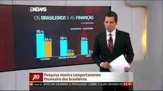 Matéria sobre a pesquisa da Ricam sobre Hábitos de Finanças dos Brasileiros
