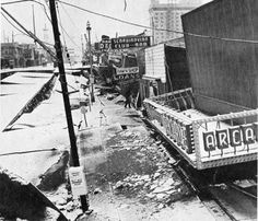 1964 alaska earthquake - Google Search