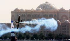 Red bull Air Race, Abu Dhabi