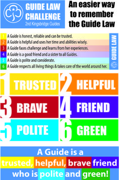 Guide Laws in colour
