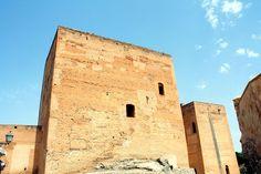 Muralla de la Medina en Granada
