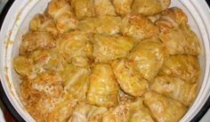 Вкусни зелеви сармички - Рецепта. Как да приготвим Вкусни зелеви сармички. Кликни тук, за да видиш пълната рецепта.