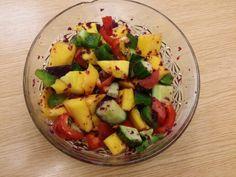 Mangoes Salad