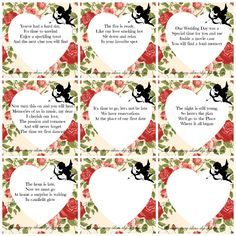 Romantic Treasure Hunt Riddles/Clues - Perfect Idea for the Paper Anniversary! FREE PRINTABLE!!