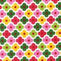 Ann Kelle - Remix - Little Flowers in Garden