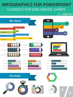 Free Charts and Infographics PowerPoint Templates