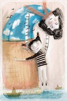 Pinzellades al món: Il·lustració de Sofia Zapata Ochoa