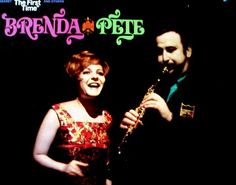 Pete Fountain & Brenda Lee-For The First Time 1960s Vintage Jazz/Blues LP
