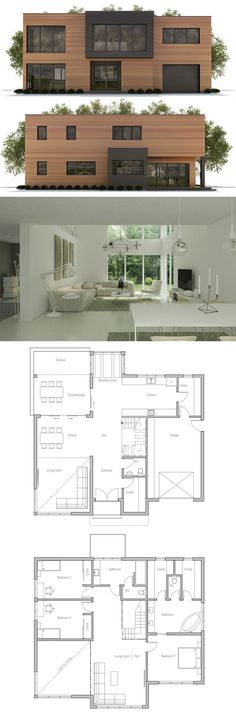 проект дома, план дома
