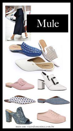 2cdaafe89 Tendências Primavera Verão 2019 para Sapatos Femininos