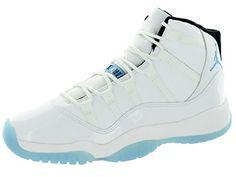 Nike Jordan Kids Air Jordan 11 Retro Bg White/Legend Blue/Black Basketball Shoe 5.5 Kids US Jordan http://www.amazon.com/dp/B00EOJS1KO/ref=cm_sw_r_pi_dp_NQOWub0661DC5