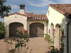 On Pinterest Mansard Roof Mediterranean Homes And Stucco Colors